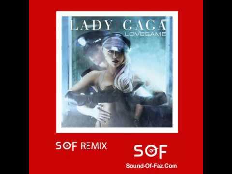 Lady Gaga VS Eurythmics - Lovegame VS Sweet Dreams (Sound-Of-Faz Remix)