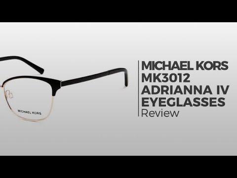319c143472a9 Michael Kors MK3012 ADRIANNA IV Eyeglasses