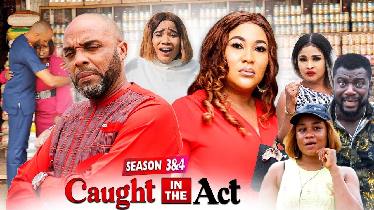 Download CAUGHT IN THE ACT PART 3 (New Hit Movie) KALU IKEAGWU 2021 LATEST NIGERIAN MOVIE/ NOLLYWOOD MOVIE