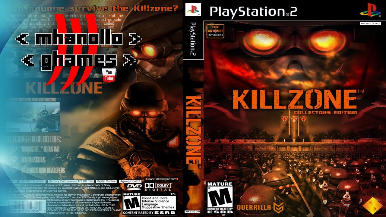 jogo killzone ps2 download