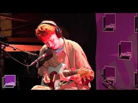 King Krule - Baby Blue (live)