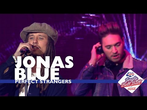 Jonas Blue - Perfect Strangers  At Capitals Jingle Bell Ball