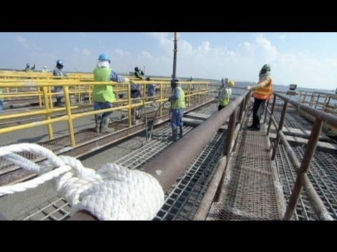 Habshan-Fujairah pipeline opens