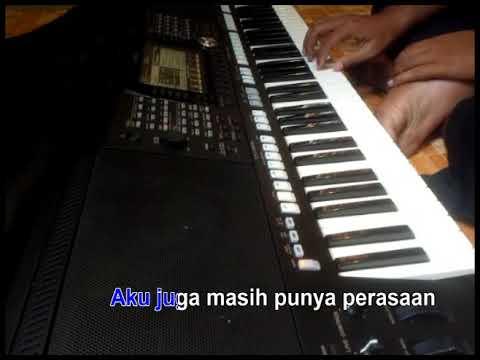 BEKAS PACAR - Karaoke Nada Cewek Yamaha PSR