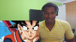 ENDING 4 DRAGON BALL SUPER || VIDEO REACCION Forever Dreaming Czech...