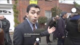 Kaddafi'nin Londra'daki evi işgal edildi