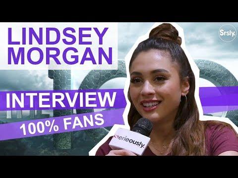 The 100   100%  : Lindsey Morgan