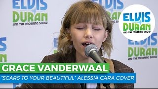 "Grace VanderWaal - ""Scars to Your Beautiful"" Alessia Cara Cover 