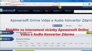 Online Metoda, Jak Převést MP4 do MP3 Zdarma