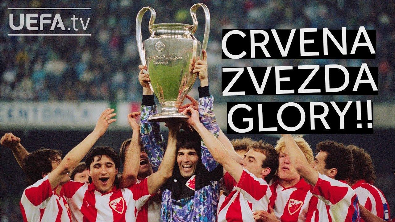 Картинки по запросу crvena zvezda champions league 1991