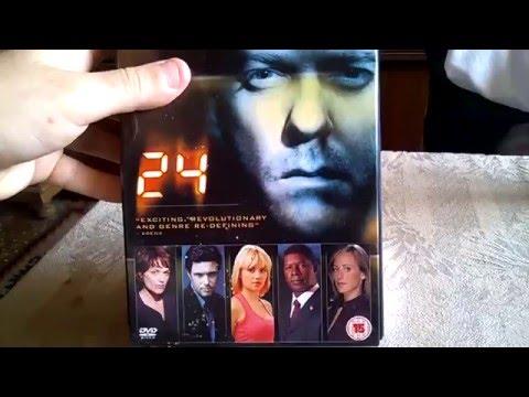 24 seasons 1-4 DVD Box Set