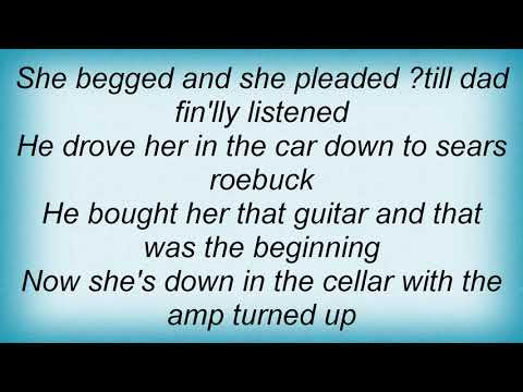 Wynonna Judd - Girls With Guitars Lyrics