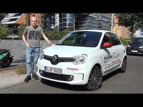Der Neue Renault Twingo Im Test - Perfekt Für Die Großstadt? Review Fahrbericht Kaufberatung