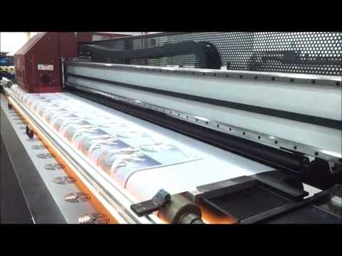 SCORPION 3300 INNO-TX, Textile & Flag Printing By Flex-Europa ME