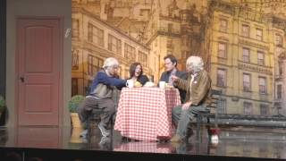 Bill Hader amp; Marcia Clark on Too Much Tuna