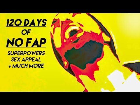 120 Days of No Fap | SuperPowers & Sex Appeal | (Hard Mode)
