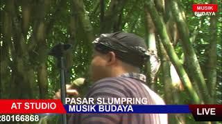 BONGKAR - LIVE PASAR SLUMPRING - AMUBA#musik budaya