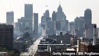 Downtown Detroit Slowly Regaining Power After Major Outage