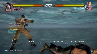 Как понимать Tekken и фреймдату! Урок 1(архив, без монтажа)