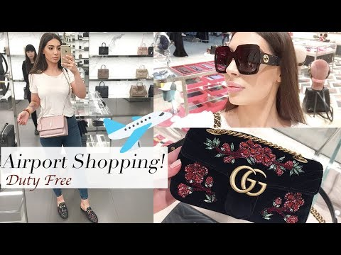 Should've Bought The Bag! | Airport Shopping Vlog- What I Bo