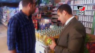 «الإدارية»بالإسماعلية ترصد مخزون السلع الأساسية  قبل رمضان بالمجمعات الاستهلاكية