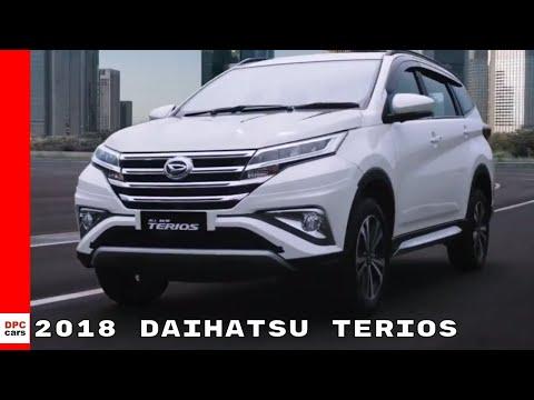 2018 Daihatsu Terios