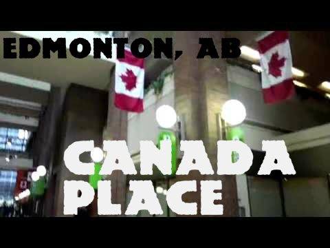 VEDA #27 - Going To Canada Place (Edmonton, Alberta, Canada)