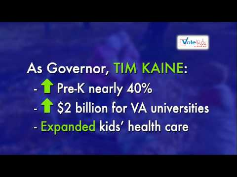 Kaine for Kids