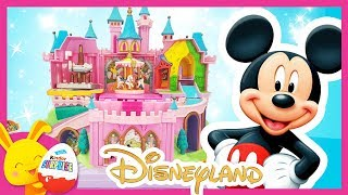 Histoire Polly Pocket - Parc Disney Land, Mickey et sa parade de Princesses - Touni Toys Titounis