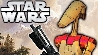 Why Were Battle Droids So Dumb? Star Wars Explained