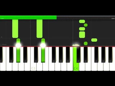 Мот - Капкан - EASY Piano Tutorial by Damir