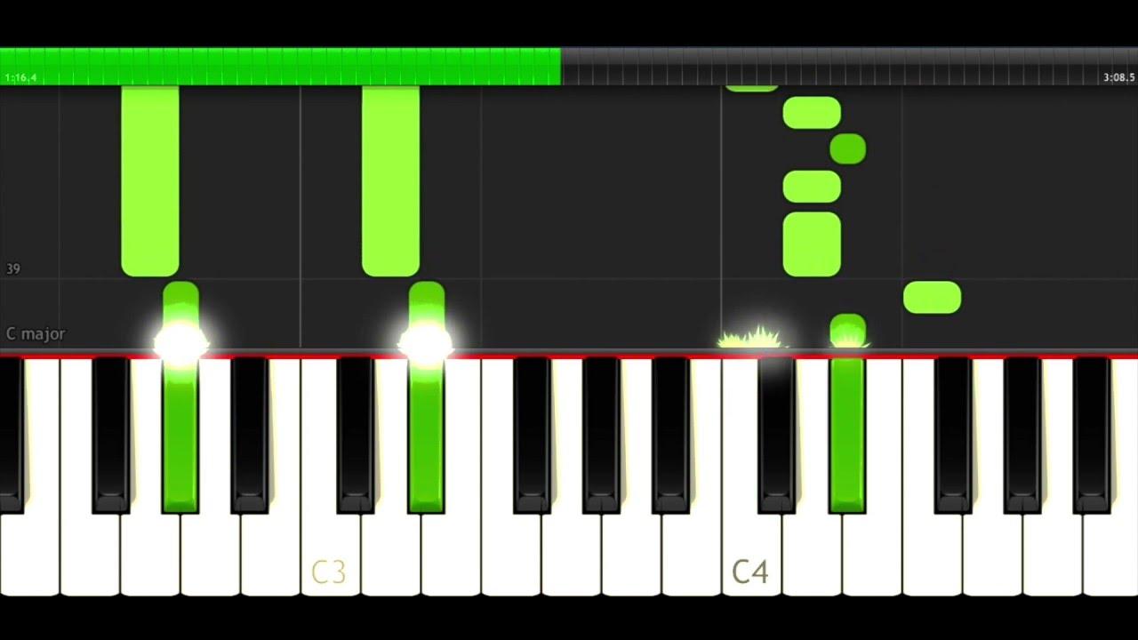 Свадебная мот ноты для фортепиано