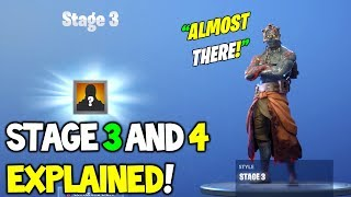 How To Unlock the Prisoner Skin Stage 3 and 4 Explained! Key Location to Unlock the Snowfall Stage 3