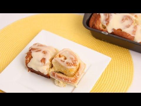 Orange Rolls Recipe - Laura Vitale - Laura in the Kitchen Episode 740