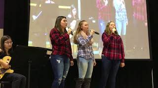 Travelin' Soldier - DGN Veterans Day Assembly 2017