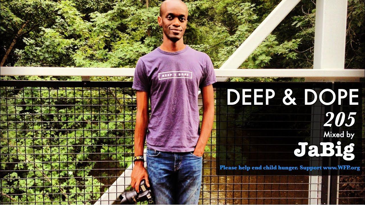 Deep House Lounge Mix by JaBig (African, Brazilian, Latin Music DJ Set  Playlist) - DEEP & DOPE 205