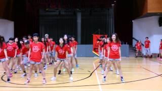 HKCCSU 8th Dance Society Ocamp