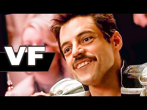 BOHEMIAN RHAPSODY Bande Annonce 2018 Queen, We Will Rock You