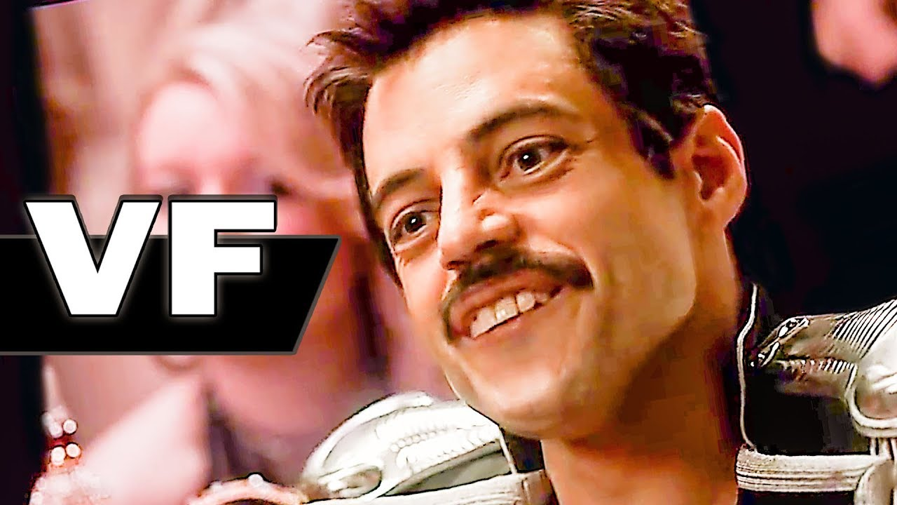 BOHEMIAN RHAPSODY Bande Annonce (2018) Queen, We Will Rock You