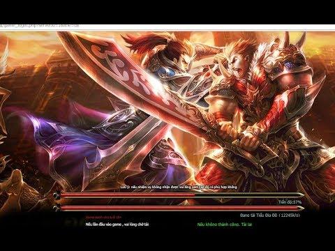 Webgame Offline Việt Hóa Đao Kiếm Vô Song