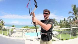 Jak skakać z krawędzi? | triki unhooked | Wpinanie po skoku | KiteVlog