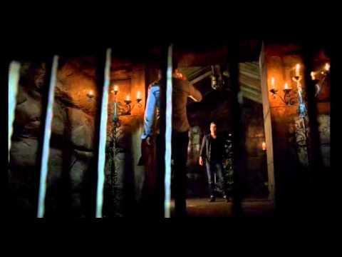 The Vampire Diaries 6X05 Damon comes back!