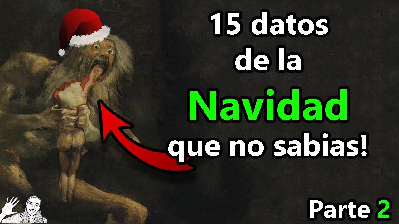 15 datos de la #Navidad que no Sabias parte 2