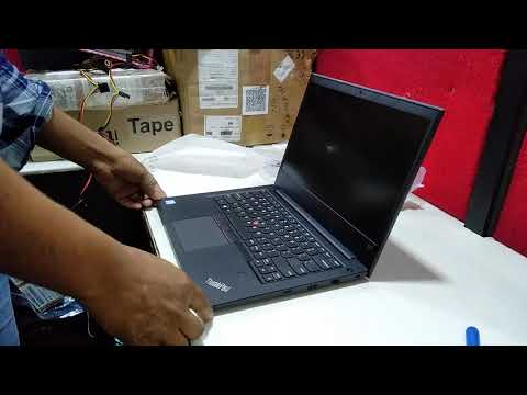 ThinkPad E490 i5 8th Unboxing and first look | Lenovo best laptop | Lenovo laptop for best perfomanc