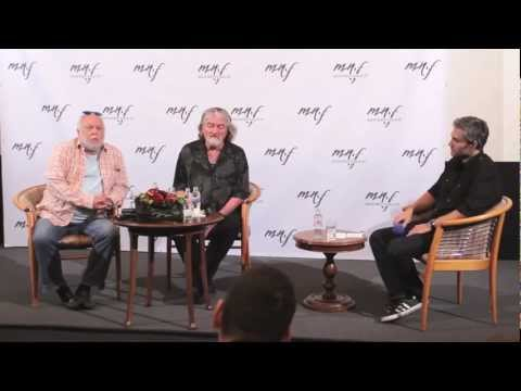 Film Writing Master Class II.: Joe Eszterhas in original language 6.