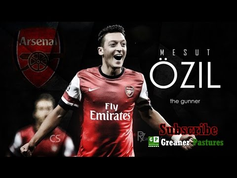 Amazing goal from Mesut Özil by all Standards