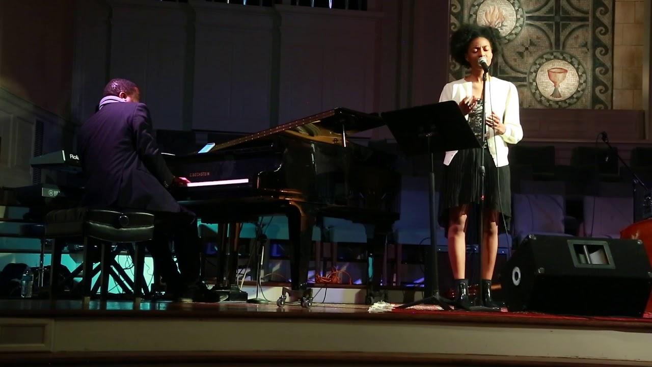 Imani Rousselle & Fredrick Sanders - Skylark