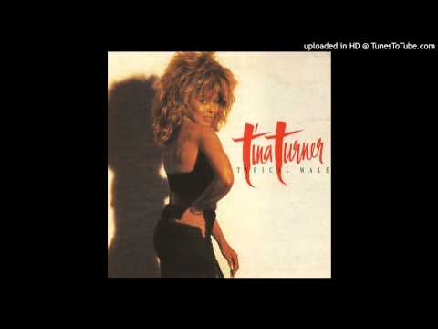 Tina Turner-Typical Male (Extended Version)