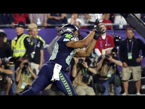 Baldwin scores WIDE-OPEN touchdown in Super Bowl XLIX