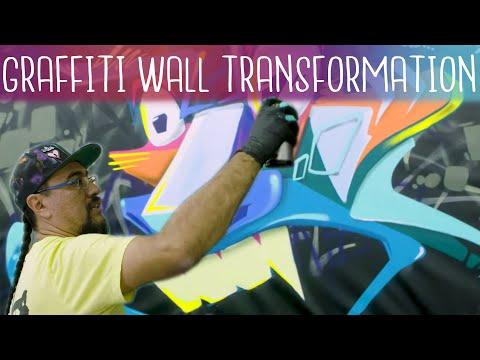 Graffiti Art with Man One | Spotlight Studio (FT. Mary Doodles)